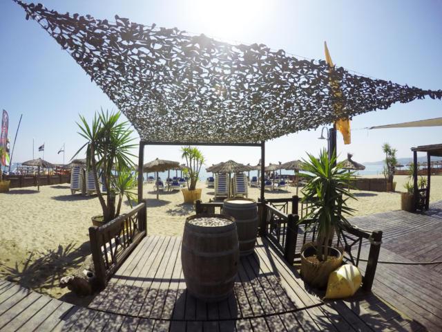 Club de plage Argelès