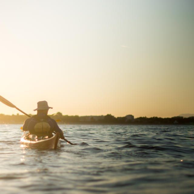 Kayak à Argelès-sur-Mer