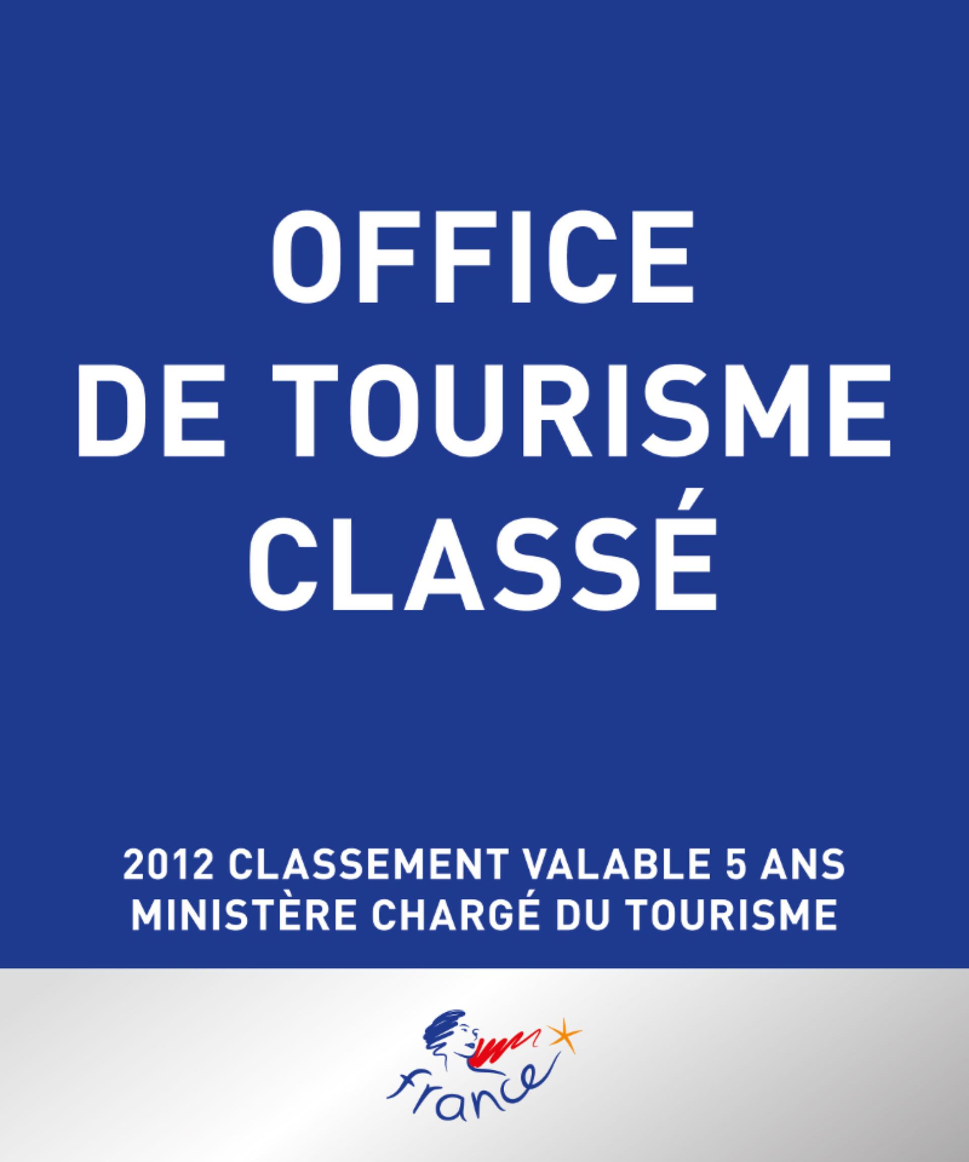 Office De Tourisme Classe Logo 800x960