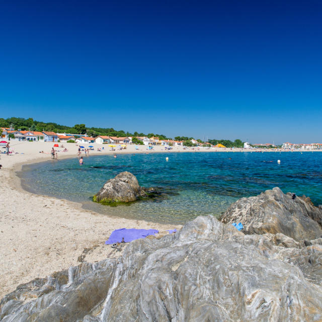 Plage Racou Argeles Sur Mer©laurent Lacombe