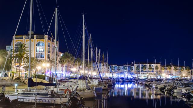 Port Argeles Nuit S.ferrer