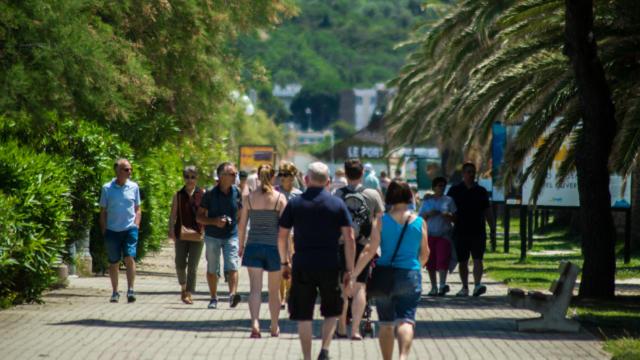 Promenade Front De Mer Argeles S.ferrer (2)
