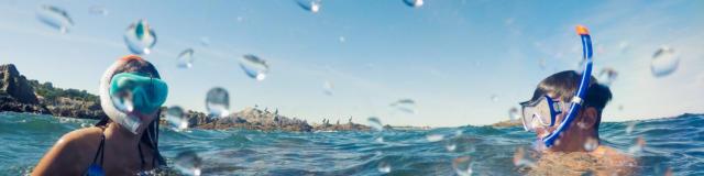 Snorkeling Palmes Tuba Argeles Garnements (1)