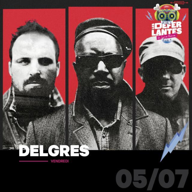 Delgres Festival Deferlantes Argeles 2019
