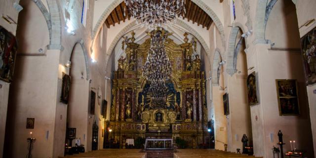 Eglise Argeles Int