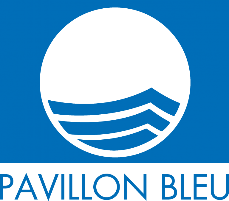 Logo Pavillon Bleu 768x675
