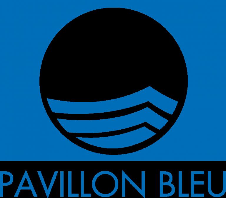 Logo Pavillon Bleu 768x675