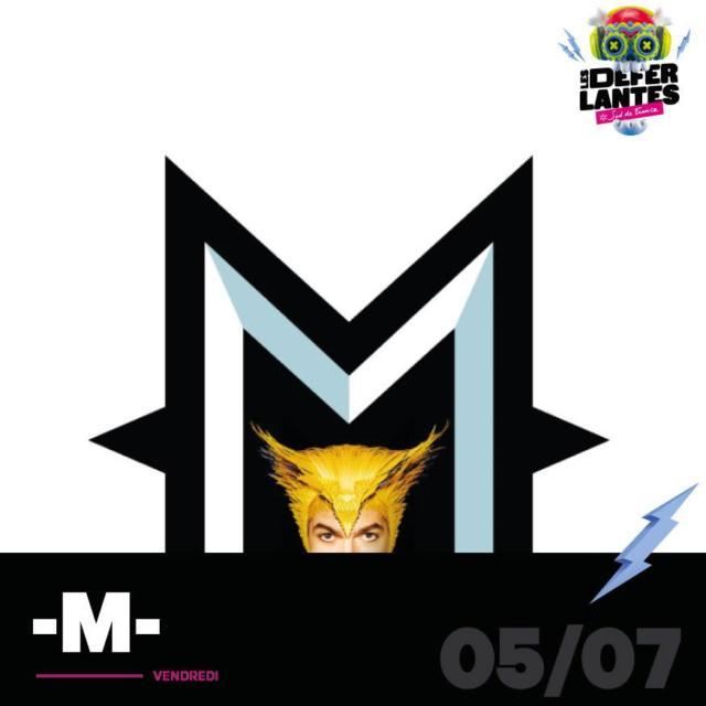 M Festival Deferlantes Argeles 2019