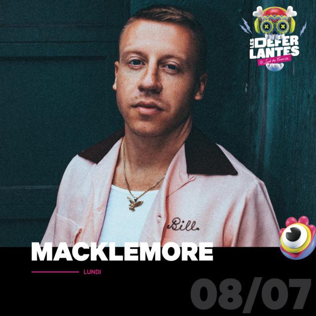 Mackelmore Festival Deferlantes Argeles 2019