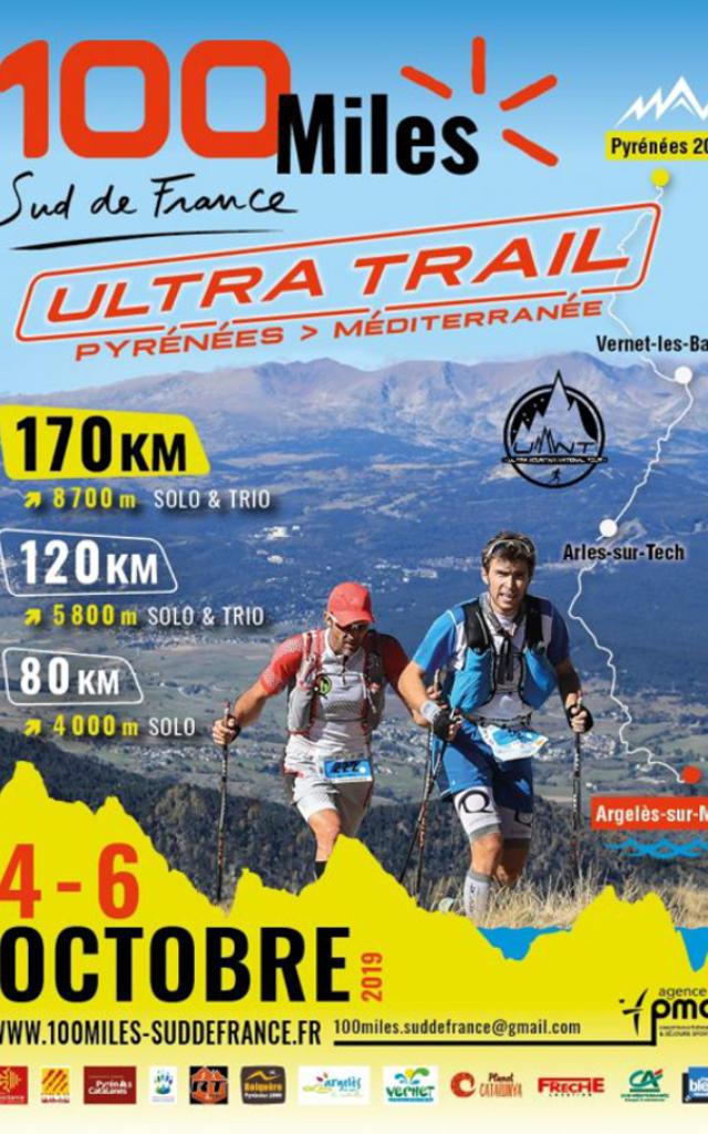 100 Miles Sud De France 2019