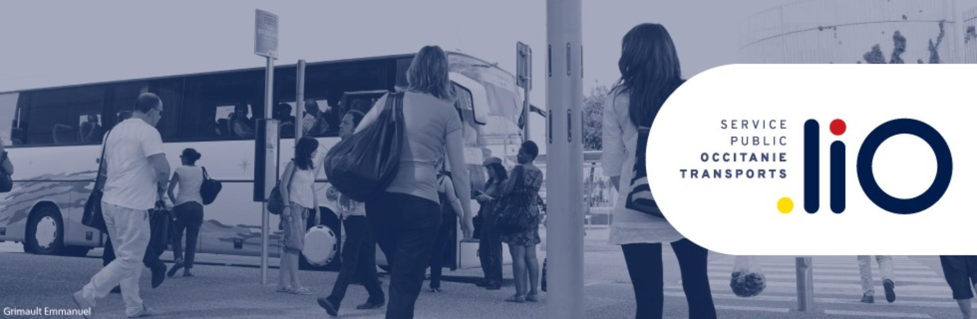 Bus Region Occitanie 1euro