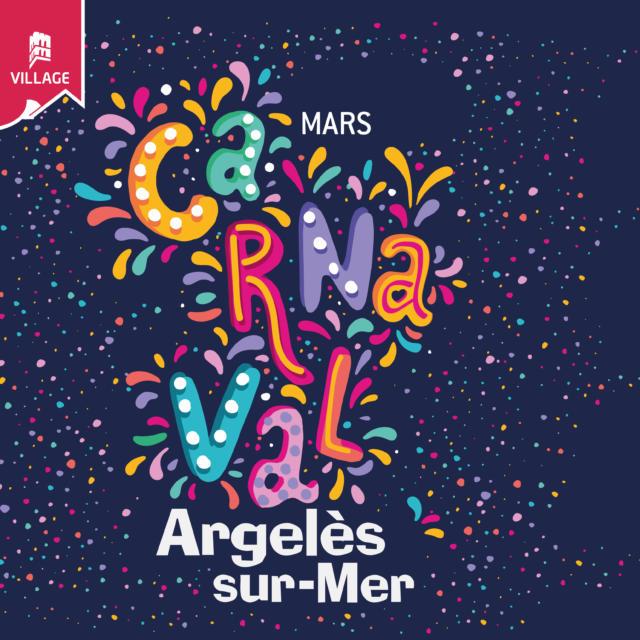 Carnaval Argeles Mars