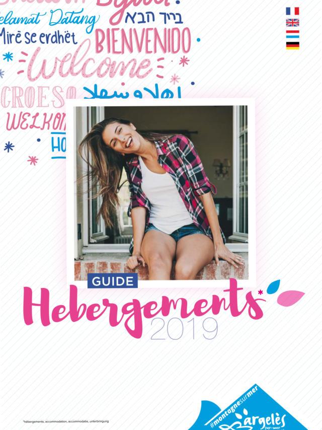 Guide Hebergements Argeles 2019 Couv
