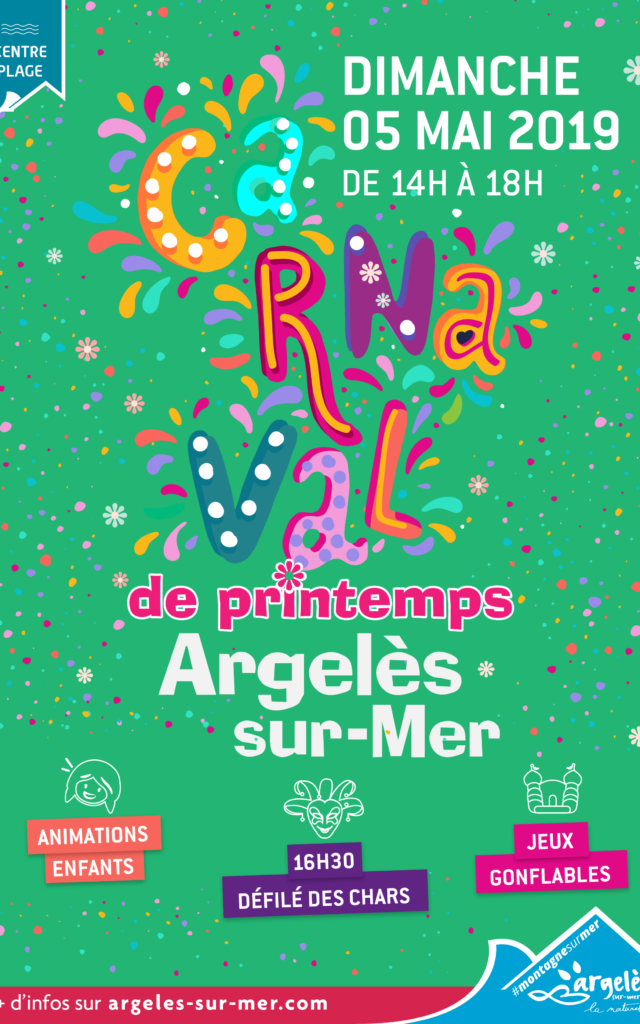 Carnval Printemps Argeles 2019
