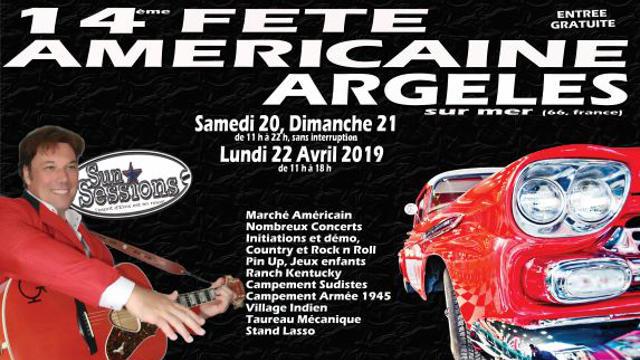 Fete Americaine Argeles 2019 2