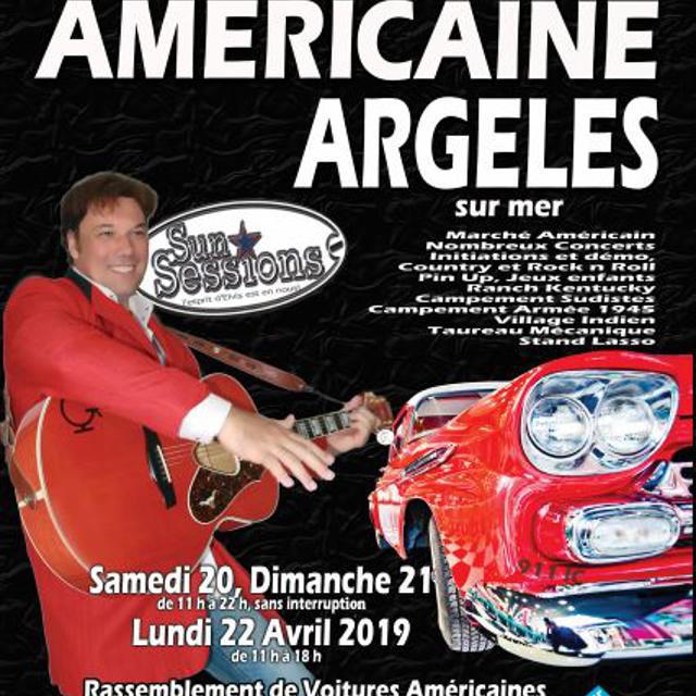 Fete Americaine Argeles 2019