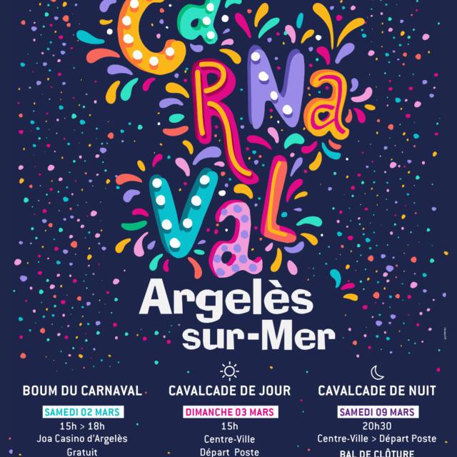 Carnaval Argeles 2019