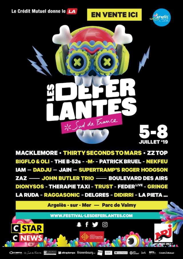 Festival Les Déferlantes 2018
