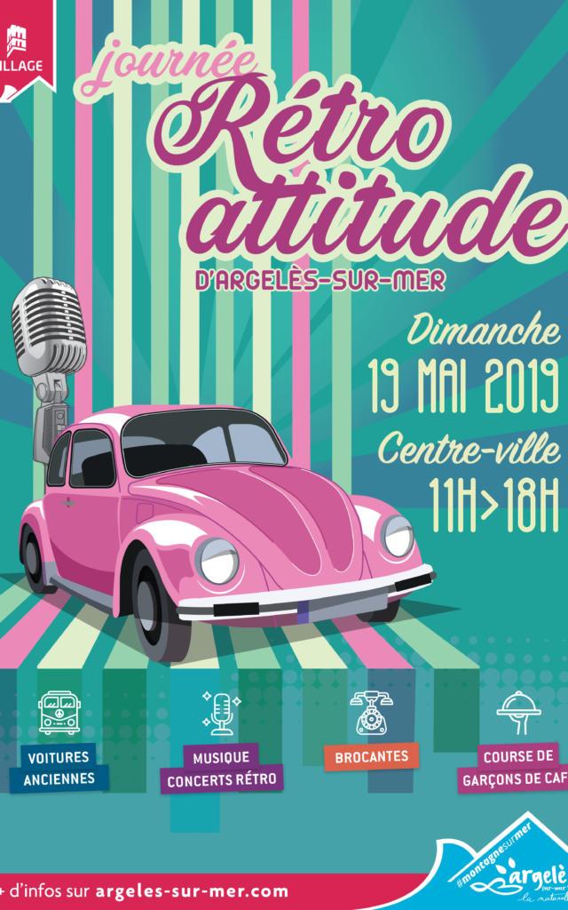 Retro Attitude Argeles 2019