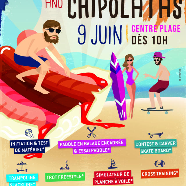 Sun Ride And Chipolatas Argeles 2019