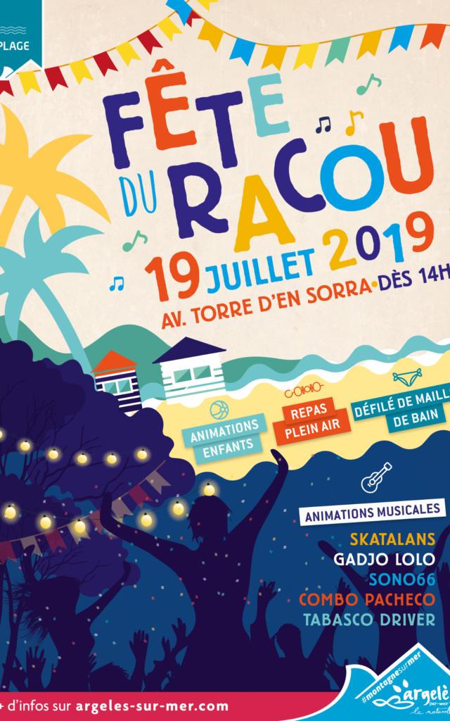 Fete Racou Argeles 19 07 19