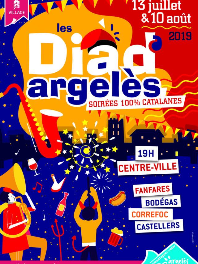 Diadargeles 2019
