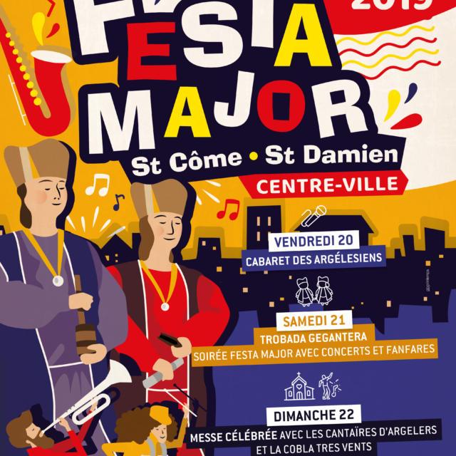 Festa Major Argelès 2019