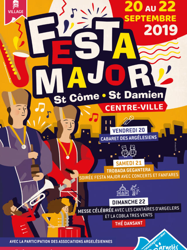 Festa Major Argelès 2019