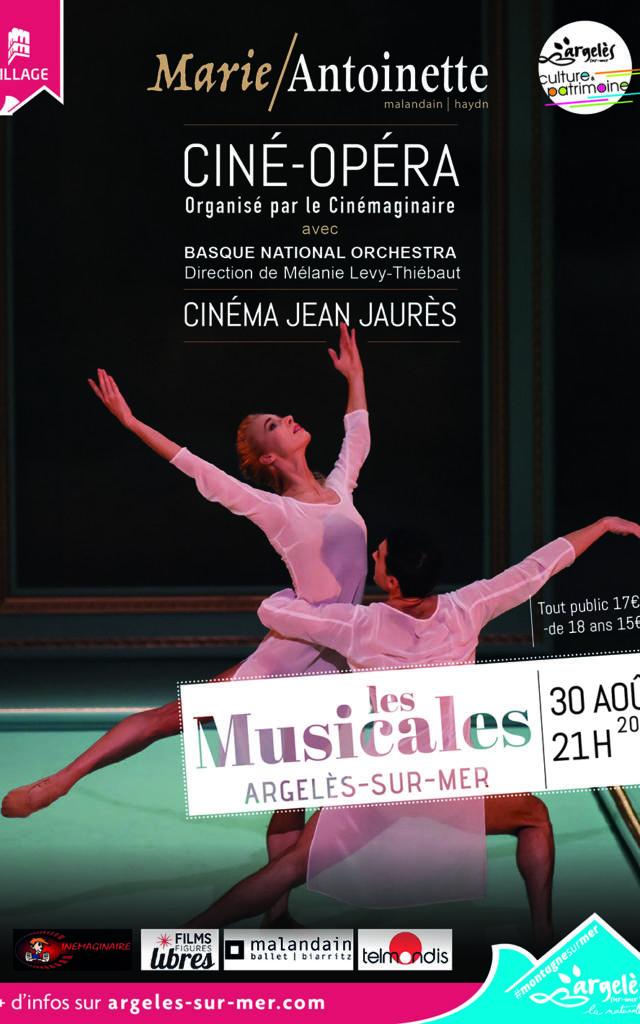 Ciné Opera Jaures