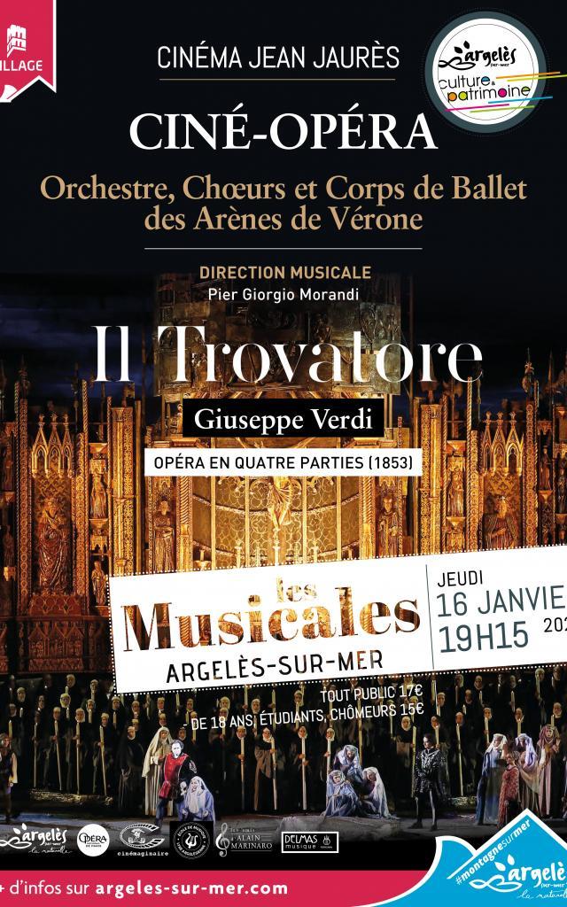 Musicales 2019 Ciné Opéra