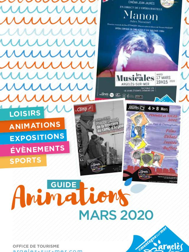 Guide Animations Argeles Mars 2020.couv