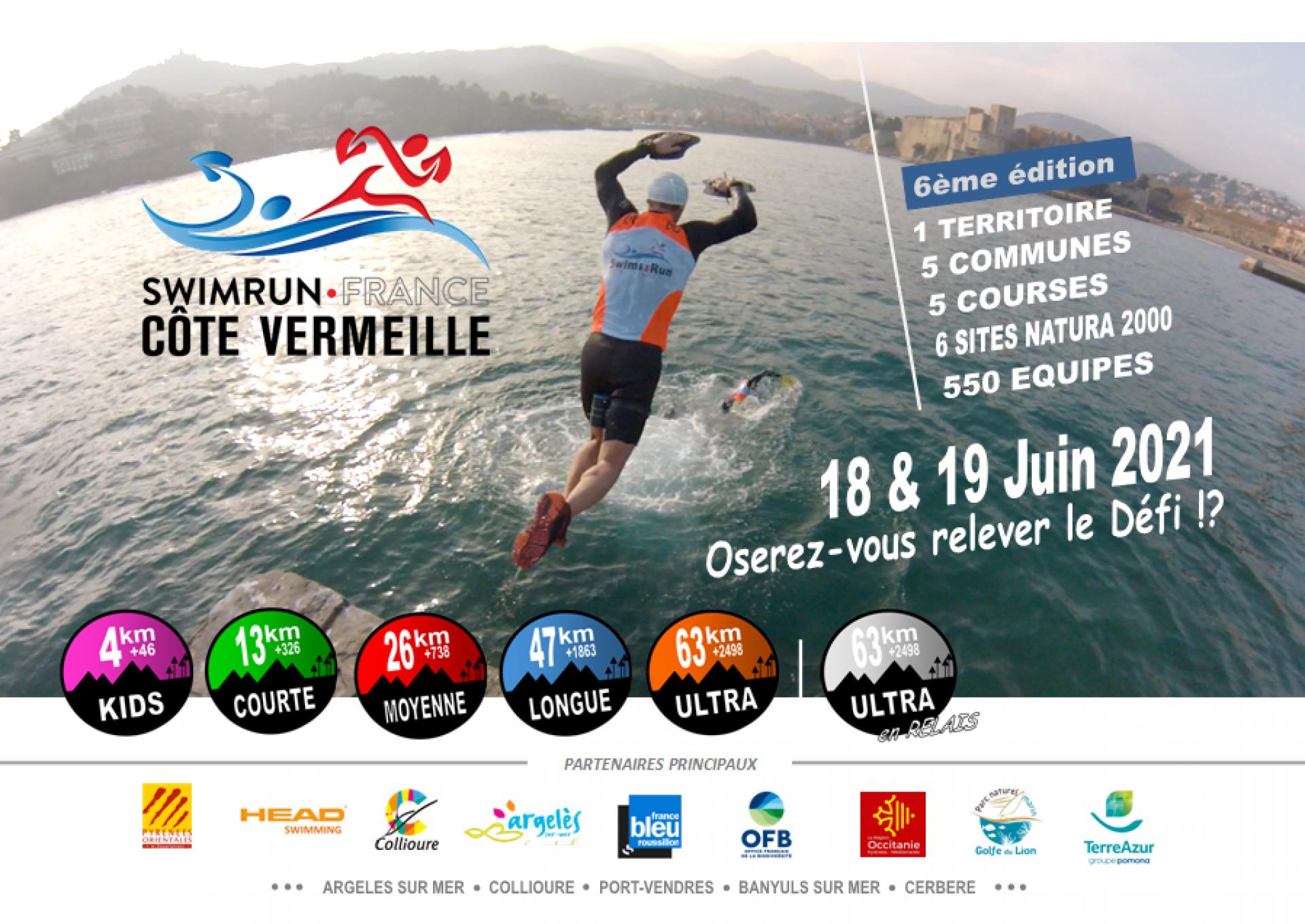 Swimrun Argeles 2021